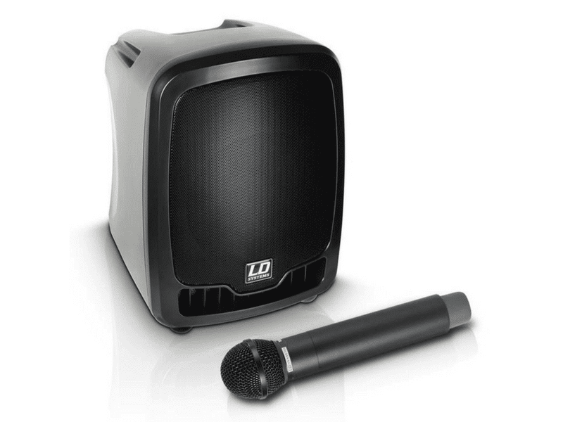 Portable PA Speaker System image