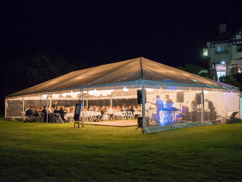 10 x 20m Marquee image
