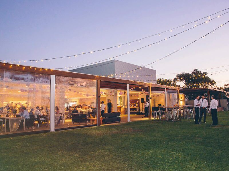 Fairy Lights Eagle Bay Brewery image