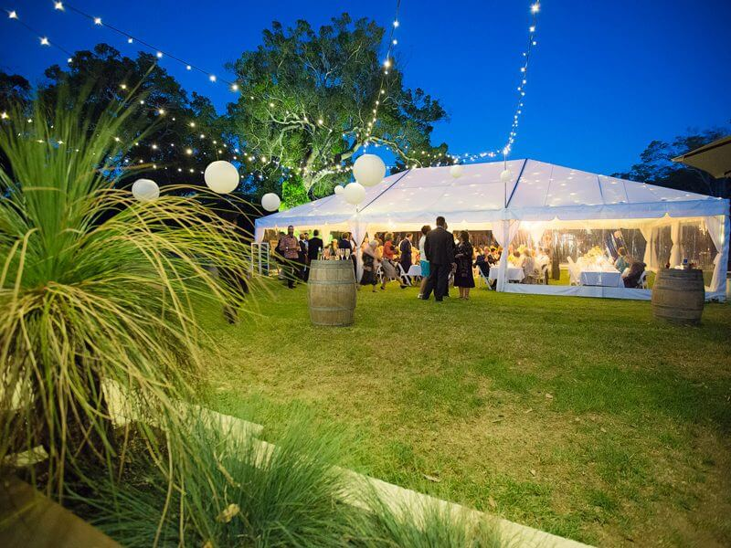 10 x 15m Marquee image