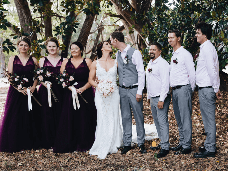 Real Wedding | Glen and Bree's Yallingup Wedding